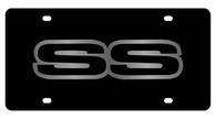 Chevrolet SS License Plate License Plate - 2361-1