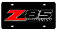 Chevrolet Z85 Colorado License Plate - 2368-1