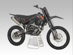 Complete Plastics Kit for Apollo DB36 Dirt Bike