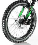 "21"" Front Wheel Assembly for Apollo DB36-RX250cc Dirt Bike"