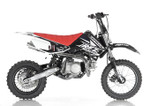 Apollo RFZ DB X-6 125cc AUTOMATIC pit bike - Free Shipping, Fully Assembled/Tested