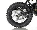 "Apollo Pit Bike 10"" Rear Rim for DB21/DB25"