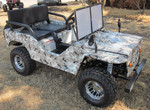 Thunderbird 125cc Mini Jeep - 2nd Gen - FULLY ASSEMBLED, FREE SHIPPING & WARRANTY