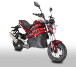 Orion Monster 50cc Motorcycle - Free Shipping, Fully Assembled/Tested