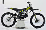 Xmotos FX1 125cc MANUAL Dirt Bike - Free Shipping, Fully Assembled/Tested