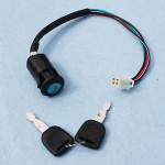 ATV Ignition Switch for Apollo & Orion ATVs
