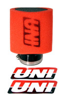 UNI 2 Stage Angled Pod Filter - 26mm to 28mm
