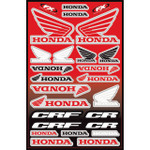 Honda CRF Graphic Sticker Sheet