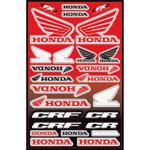 Honda CRF Graphic Sticker Sheet