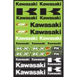 Kawasaki KX/KXF Graphic Sticker Sheet