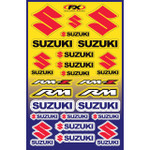 Suzuki RM Graphic Sticker Sheet