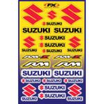 Suzuki RM Graphic Sticker Sheet