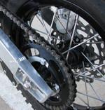 "Orion Pit Bike 12"" Rear Rim Wheel Assembly for X3/X5"
