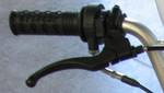 OEM Standard Brake Lever for Orion 21A-70cc & SSR 70cc