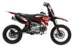 2017 SSR 110 TR - 110cc Pit Bike - FREE SHIPPING & WARRANTY