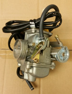 28mm Vacuum Style Slide Carburetor with electric choke