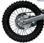 "SSR 16"" rear rim wheel assembly for SR189cc dirt bike"