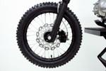 Stock Front Forks for SSR SR110cc & SR125cc Pit Bikes