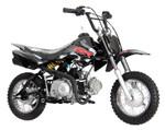 Stock Front Forks for SSR SR70 & 70C Pit Bikes