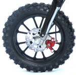 "SSR 10"" front rim wheel assembly for SX50"