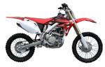 Complete Plastics Kit for SSR SR150, SR189, SR250, SR450, SRXF250 dirt bikes