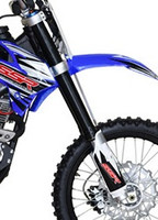 Stock Front Forks for SSR SR150 & SR189 Dirt Bikes