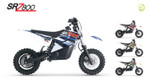 SSR SRZ800 Electric Pit Bike  - FREE SHIPPING & WARRANTY