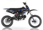Apollo DB -007 125cc MANUAL pit bike - Free Shipping, Fully Assembled/Tested