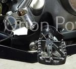 Foot Peg Mounts for Orion XG, X, X3R, X5R Pit Bikes