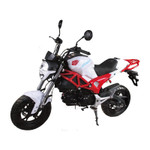 Icebear Little Monster 125cc Motorcycle - Free Shipping, Fully Assembled/Tested