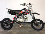 Orion 21X-125cc MANUAL Pit Bike - Free Shipping, Fully Assembled/Tested