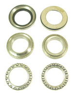 Stock steering neck bearings for SSR pit bikes