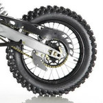 "14"" Rear Wheel Assembly for Apollo Dirt BIkes"