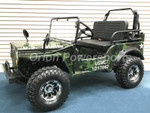 Thunderbird 125cc Mini Jeep - FREE SHIPPING & WARRANTY