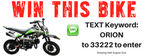 WIN A FREE PIT BIKE - CLICK ON THE IMAGE