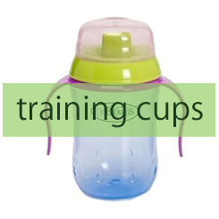 Training cups