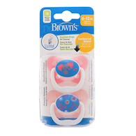 Dr Brown's PreVent Orthodontic Soother 6-12 months