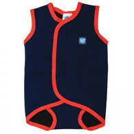 Splash About Baby Wrap Navy Red