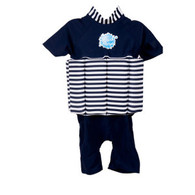 Splash About Float Suit UV Navy White