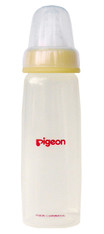Pigeon Slim Neck Bottle 240mL (PPSU)