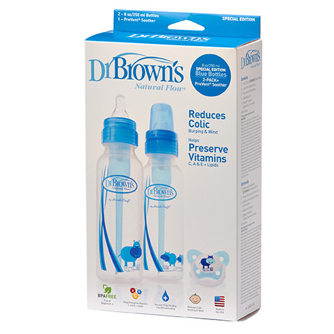 9bdf1a5b0c90 ... Plastic Bottles · Standard Narrow Neck  Dr Brown s Special Edition  Standard Twin Pack Blue 250ml + Dummie. Dr Brown s Special Edition Standard  Twin Pack
