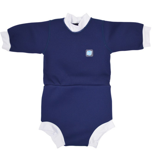 Splash About Happy Nappy Wetsuit Navy