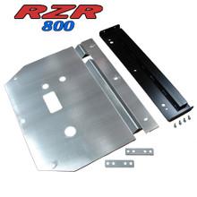 PQ9214 Skid-Max Crossmember & Engine-Guard Skid Plate Package