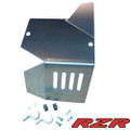 Voltage Regulator Guard - Thunderhawk PH5252, Aluminum Finish