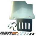 Voltage Regulator Guard - PZ5749, Aluminum Finish