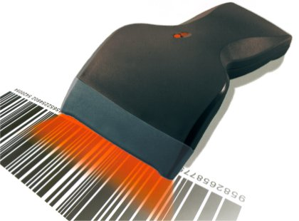 ccd contact barcode scanner