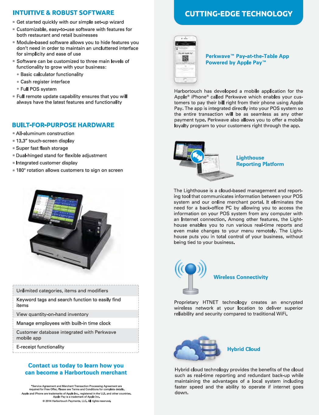 FREE POS Retail or Restaurant POS System