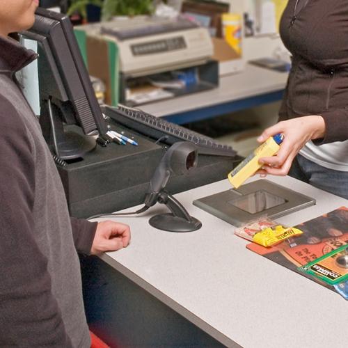honeywell-fusion barcode scanner