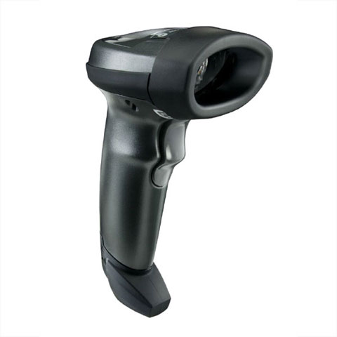 Serial RS232 Barcode Scanner