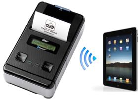 mobile bluetooth receipt printer